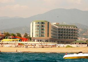 Hedef Beach Resort Hotel and SPA