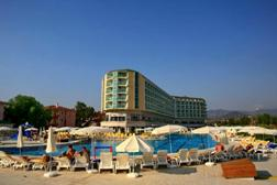 Hedef Beach Resort Hotel and SPA1