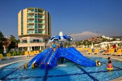 Hedef Beach Resort Hotel and SPA2